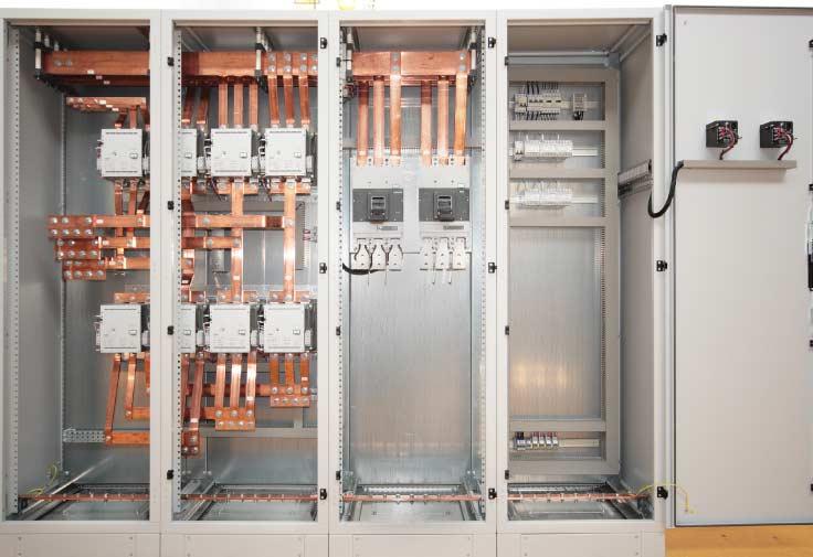 Instalación y mantenimiento de subestaciones eléctricas en Medellín
