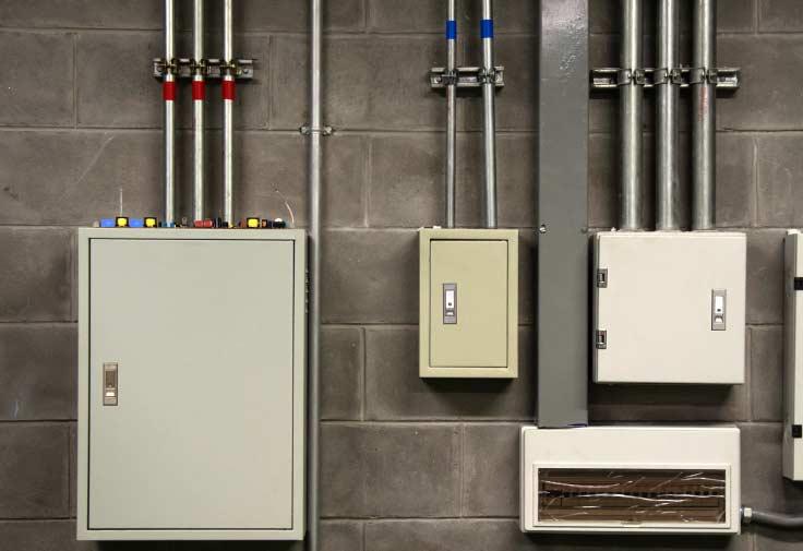 Fabricación de subestaciones eléctricas